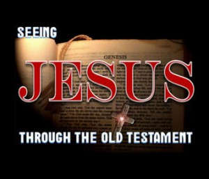 Jesus Seeing in OT 300x257